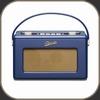 Roberts Radio Jubilee Revival DAB+ - Gloss Blue