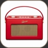 Roberts Radio Jubilee Revival DAB+ - Gloss Red